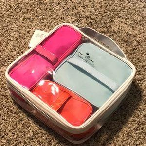 Kate Spade Travel Set